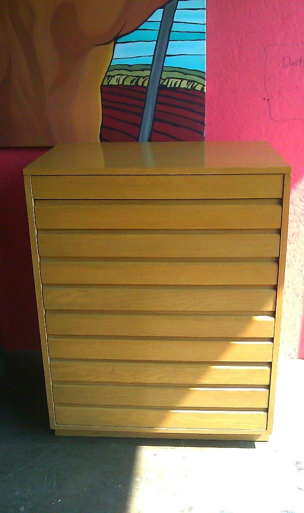 Sligh Furniture Cross Country Midcentury Chest Drawers Ebay