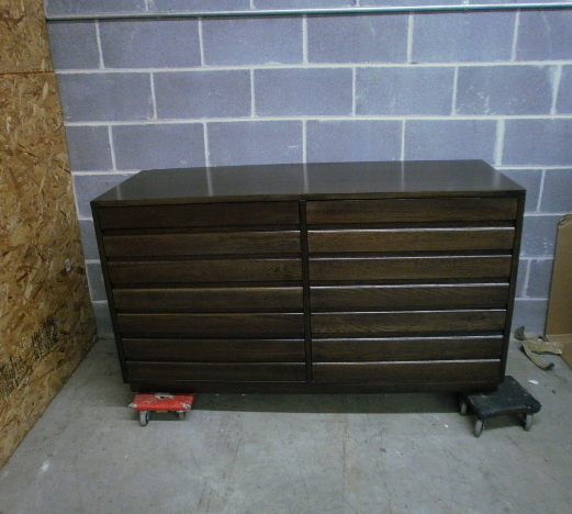 Sligh Furniture Cross Country 8 Drawer Chest Grand Rapids Chair Co Midcentury Ebay